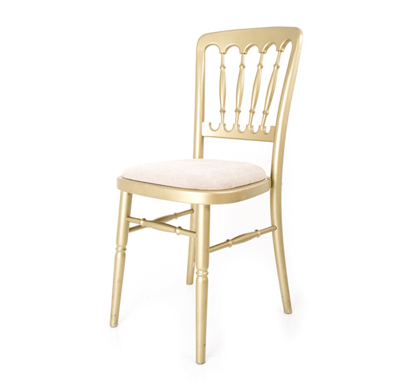 gold cheltenham chair